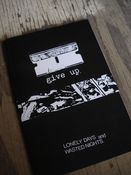 Image of 'lonely days &amp; wasted nights' book, 2nd edition