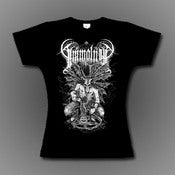 Image of Immolith Baby Doll T-shirt