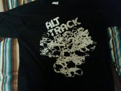 Image of Alt Track Black T-shirt