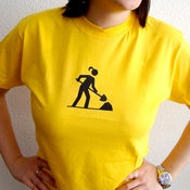 Image of Workwoman - 250gr - T-shirt