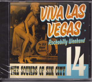 Image of Viva Las Vegas Rockabilly Weekend #14 CD