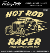 Image of Torque Brothers Hot Rod Racer - TB016A