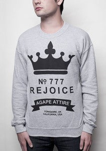Image of &quot;Rejoice No.777&quot; Sweater