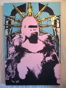 Image of Samson Contompasis-Golden Gorilla-Sold