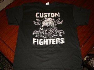 CF Metal Skully Tshirt