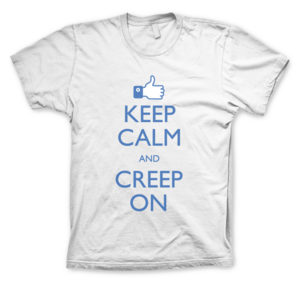 Image of Keep Calm and Creep On