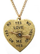 Image of Love Predictor (GOLD & SILVER - AS SEEN IN SHOUT!)