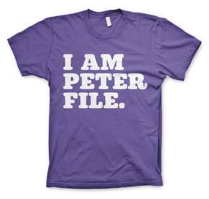 Image of I Am Peter File