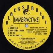 Image of BLACK SURREAL &quot;Inneractive&quot; EP