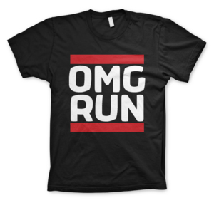 Image of OMG RUN
