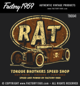 Image of Torque Brothers Rat Rod - TB004A