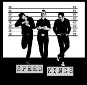 Image of Speed Kings Album