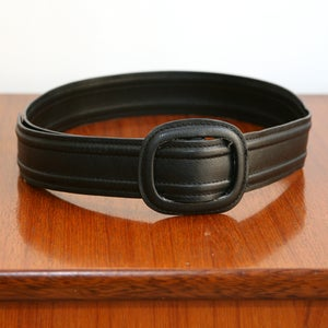 Image of CEINTURE EN SKA NOIR REF.519