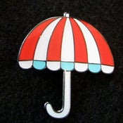 Image of Umbrella brooch