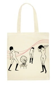 Image of Suki Dances - Tote Bag