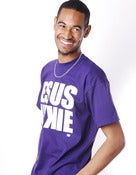 Image of JJ ORIGINAL PURPLE LOGO TEE - Mens