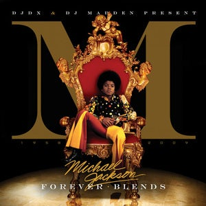Image of DJ DX &amp; DJ Madden - Michael Jackson Forever Blends