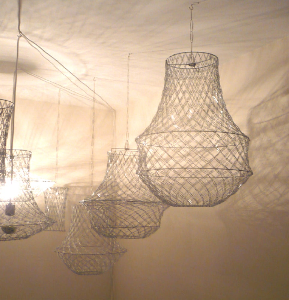 INSTALLATION INSTRUCTIONS FOR CHANDELIER