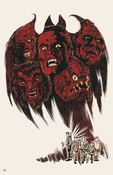 Image of The Monster Squad - Limited Art Print