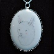 Image of Funny Bunny Necklace