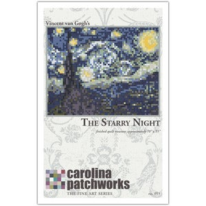 Image of No. 055 -- The Starry Night