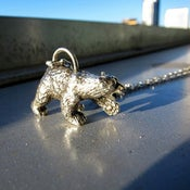 Image of Solid Silver Polar Bear