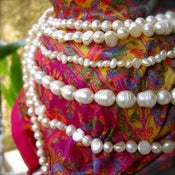 Image of Long Strand of Pearls
