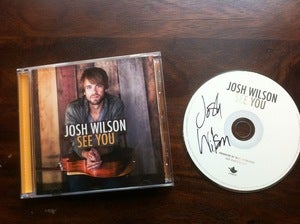 "Image of ""See You"" autographed CD"