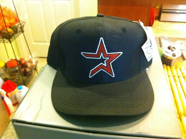 new era houston astros snapback. Vtg Houston Astros Snapback