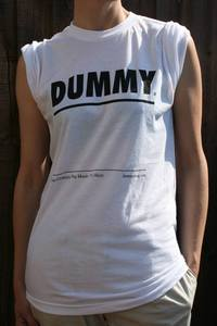 Image of Dummy '21st Century Pop Music' Tee