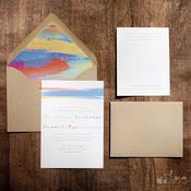 Image of Gauguin Invitation Set