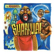 Image of TSLOS012 SHARKULA 'The Diagnosis of Sharkula' LP