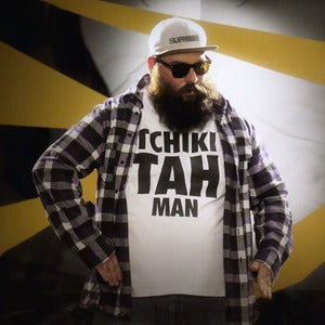 "Image of YELLE ""Tchikitah Man"" - Tee shirt"