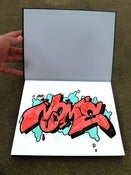Image of *Limited Time* CUSTOMIZED BLACKBOOK