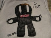 Image of HI BUD - T - Shirt