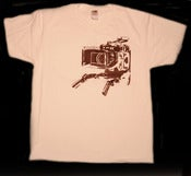 Image of Camera White Tee