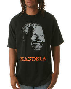 Image of Mandela Mens - Blk