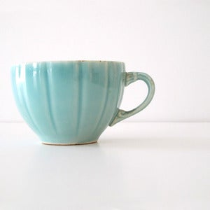 Image of cup . blu