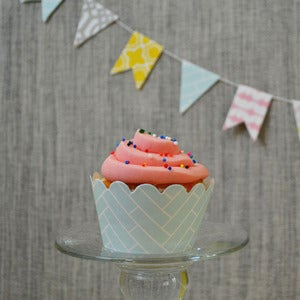 Image of 24 Cupcake Wrappers