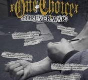 "Image of ONE CHOICE ""FOREVER WAR"" 12"" VINYL"