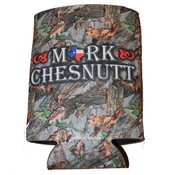 Image of Mark Chesnutt Camo Koozie