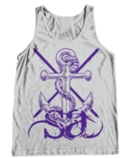Image of Sailor Saints Singlet (GREY) //ON SALE