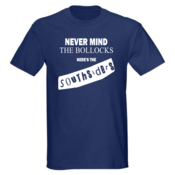 "Image of ""Nevermind the Bollocks Here's the Southsiders"" T-Shirt"