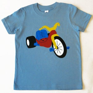 Image of BIG WHEEL T-SHIRT