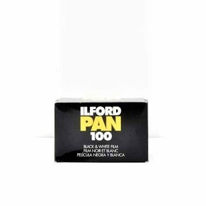 Image of Ilford Pan 100 - B&amp;W 35mm Film