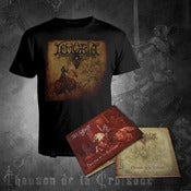Image of Chanson de la Croisade Package (CD + T-shirt)