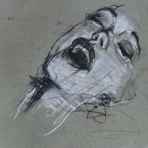 Image of 'THE ECSTASY OF SOMEONE ELSE'S CHRIST' by GUY DENNING