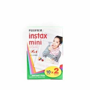Image of Fujifilm Instax Mini Color Film (twin pack)