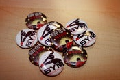 "Image of 1"" BYM Button Pack"