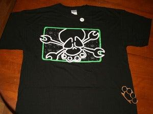CF Box Skully Tshirt